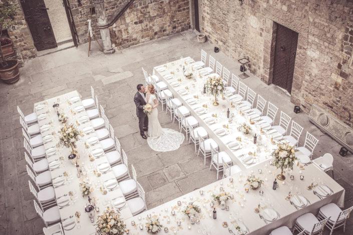 Firenze: Il castello di Vincigliata